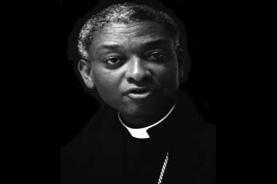 Mgr Langlois veut porter la réalité d'Haïti