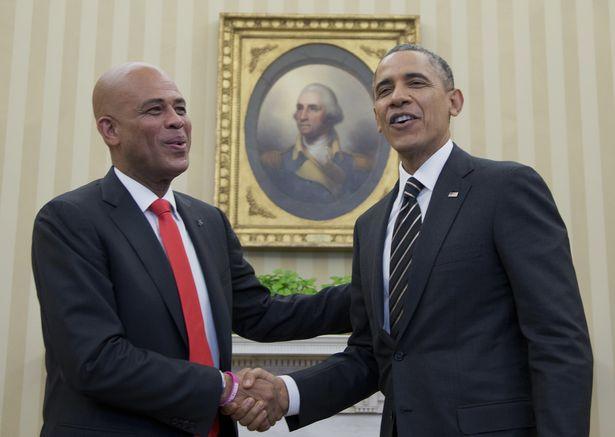 Obama félicite Haïti pour les efforts accomplis